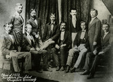 Georgetown University School of Law Class of 1872
