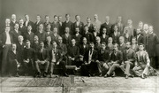 Georgetown University School of Law Class of 1892