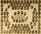 Georgetown University School of Law 1897 Faculty and Class