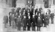 Georgetown University School of Law Class of 1888