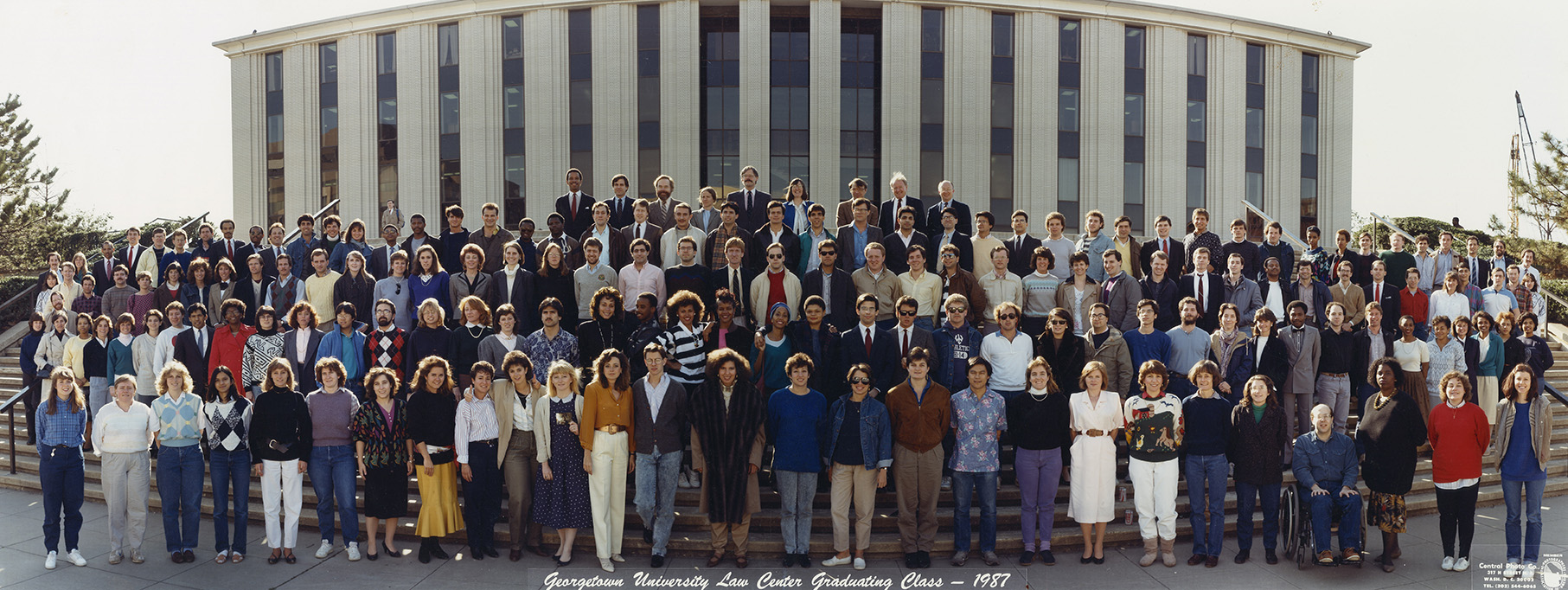 View/Open. Georgetown University Law Center Class of 1987. Name:  1987_class_sec4_1985. ...