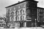 American Colonization Society Building at Pennsylvania Avenue and 4 ½ Street, N.W.