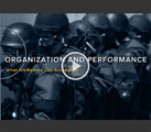 Organization and Performance: What Intelligence Can Accoplish