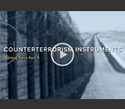 Counterterrorism Instruments: Military Force Part 3