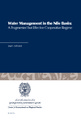 Cover for Water Management in the Nile Basin: A Fragmented but Effective Cooperative Regime