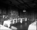 North Andover Campion Hall Dining Room Aug '38