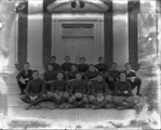 Garrett Park G'town Prep Football Team in 1921 ( Coach Standing)