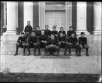 Garrett Park Georgetown Prep School - Groups Football Team in 1919