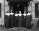 La Plata Faculty Sacred Heart School Immaculate Heart Sisters (Scranton, Pa.) Sept. 1933