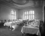 Inisfada Sept 5 '37 The Dining Room (Old William & Mary Dining Room) Diagonal View