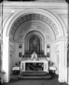 Woodstock College Old Domestic Chapel- 1894 Main Altar
