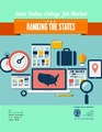 Cover for States Online College Job Market: Ranking The States