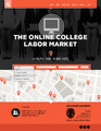 Cover for The Online College Labor Market: Where The Jobs Are