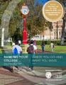 Cover for Ranking Your College: Where You Go and What You Make