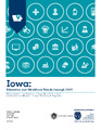 Cover for Iowa: Education and Workforce Trends Through 2025