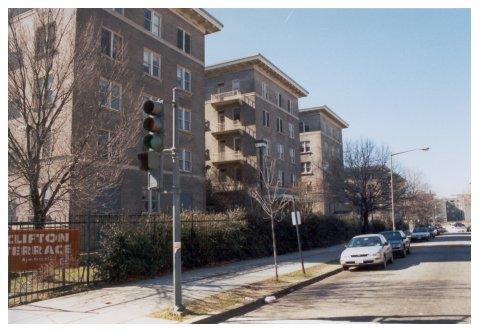 Clifton Terrace Apartments (now called Wardman Park Apartments, the original name)