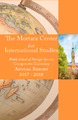 Cover for The Mortara Center for International Studies, Walsh School of Foreign Service, Georgetown University Annual Report 2017-2018