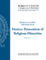 Cover for Mexico: Persecution of Religious Minorities
