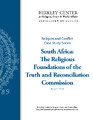 Cover for South Africa: The Religious Foundations of the Truth and Reconciliation Commission