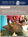 Cover for Modernizing Islamic Education: The Cases of Bangladesh and Senegal