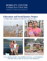 Cover for The Education and Social Justice Project: International Summer Research Fellowships 2016
