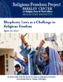 Cover for Blasphemy Laws as a Challenge to Religious Freedom