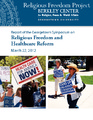 Cover for Religious Freedom and Healthcare Reform