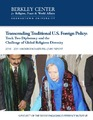 Cover for Transcending Traditional US Foreign Policy: Track Two Diplomacy and the Challenge of Global Religious Diversity