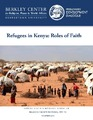 Cover for Refugees in Kenya: Roles of Faith