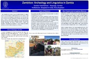 Cover for Zambition: Archaeology and Linguistics in Zambia