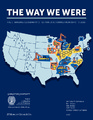 Cover for The Way We Were: The Changing Geography of US Manufacturing from 1940 to 2016