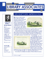 Cover for Library Associates Newsletter: Issue 95