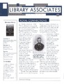 Cover for Library Associates Newsletter: Issue 81