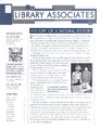 Cover for Library Associates Newsletter: Issue 68