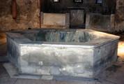 Grado Baptismal Font in Baptistery