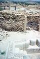 Saint Vitalis Baptismal Font and Baptistery Wall, Site Context