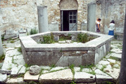 Aquileia Baptistery and Font