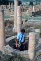 Timgad Orthodox Christian Baptismal Font, Scale