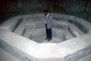 Timgad Donatist Baptismal Font, Scale