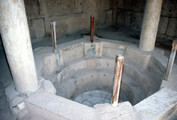 Tébessa Baptismal Font and Baptistery