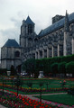 Cathedral of Saint-Étienne, Southern View Looking West across the Jardin de l'ArchevêchéCathedral of Saint Étienne, Southern View Looking West across the Archbishop's Garden