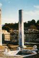 Cimiez Baptismal Font in Site Context