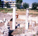 Cimiez Baptistery Site