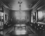 Carroll Parlor in Healy Hall at Georgetown University