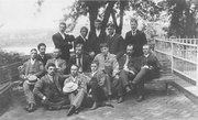 Georgetown College Graduating Class, 1888