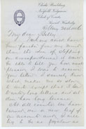 Cover for Letter, 5/20/1886, to William (Deadwood) from P.X. Smith (Norfolk, VA)