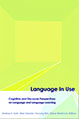Cover for Cognitive and Discourse Perspectives  on Language and Language Learning