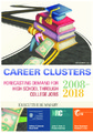 Cover for Career clusters: Forecasting Demand for High School through College Jobs, 2008-2018