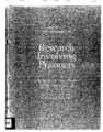 Cover for Research Involving Prisoners