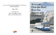 Cover for Access to Over-the-Road Buses for Persons With Disabilities